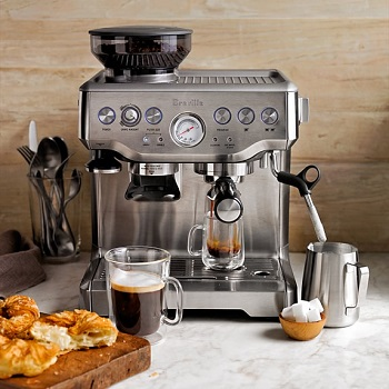Breville BES860XL Barista Coffee Maker
