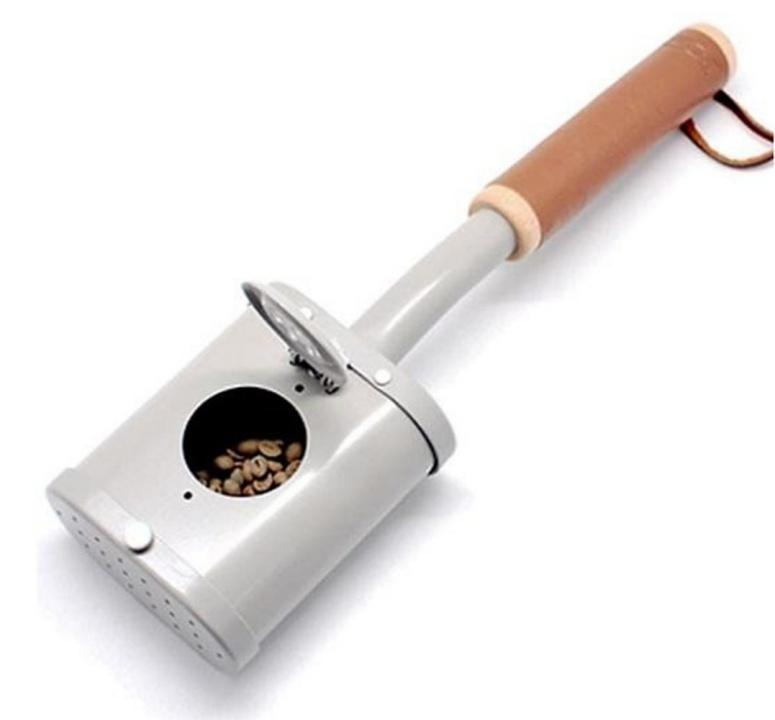 nuvo award winning handy home coffee roaster