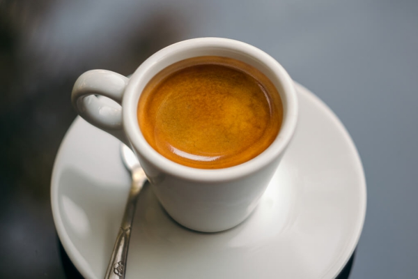 Process of making an espresso