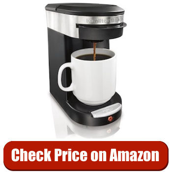 Hamilton Beach 49970 Personal Cup One Cup Coffee Maker