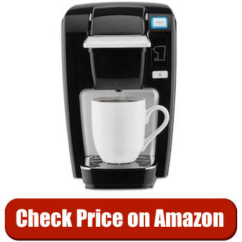 Keurig K15 Single Serve Compact Coffee Maker
