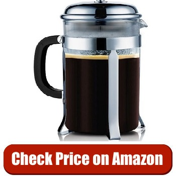 SterlingPro French Coffee Press 8 Cup Coffee Maker