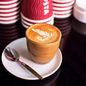 Cortado is a Spanish beverage