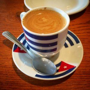 Cuban Espresso