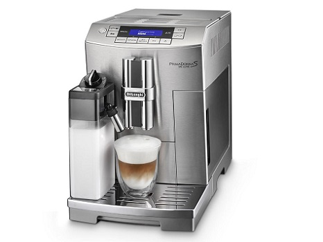 Delonghi ECAM28465M Prima Donna Fully Automatic Coffee Maker