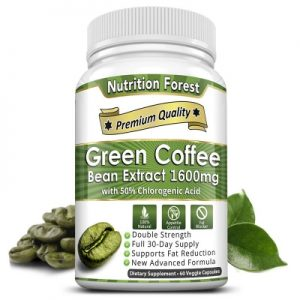 green coffee beans being beneficial for weight loss
