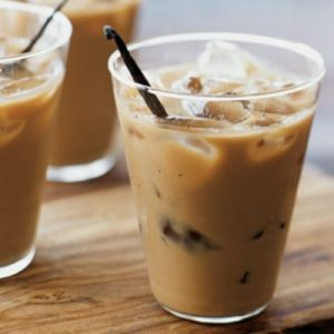 Iced Coffee Types of Coffee