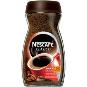 Instant Coffee If you need to prepare coffee on the go