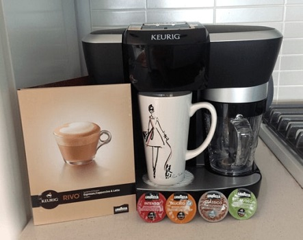 Keurig Rivo R500 All in One Espresso Machine
