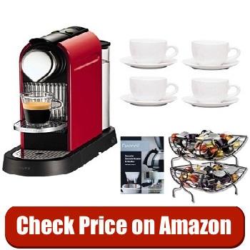 Nespresso CitiZ C111 Coffee Maker