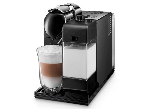 Nespresso Lattissima Plus All in One Espresso Machine