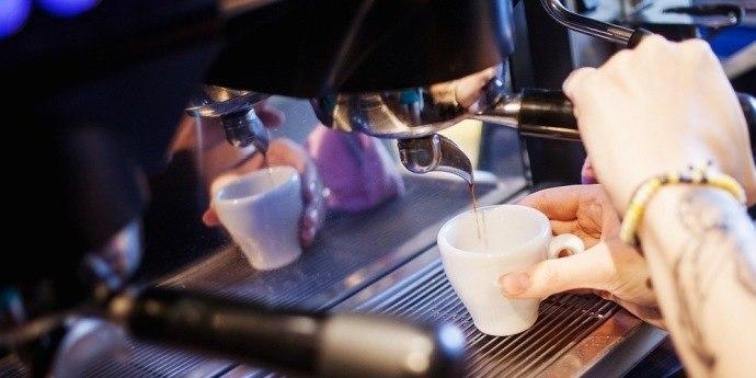 Piston Driven Espresso Machine