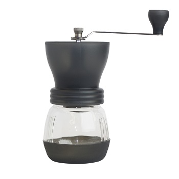 The Hario Skerton Best Hand Coffee Grinder for French Press
