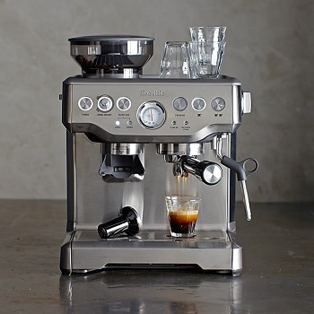 Troubleshooting The Breville BES870XL Barista Express Espresso Machine