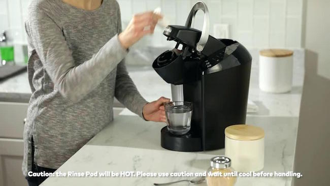 Descale a Keurig Coffee Maker Machine