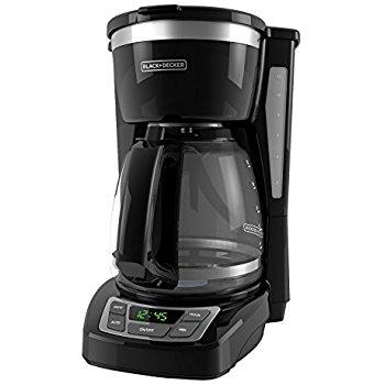 Black + Decker CM1160B Programmable Coffee Maker