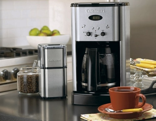 Clean a Cuisinart Coffee Maker: User guide