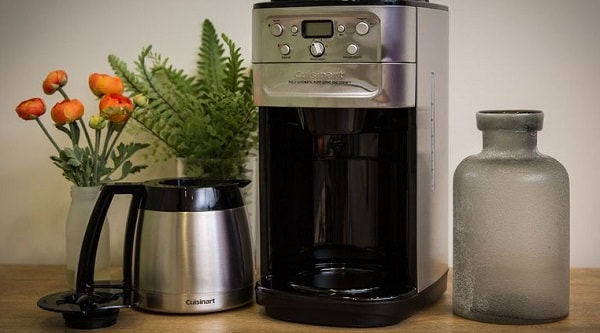 Clean a Cuisinart Grind and Brew System