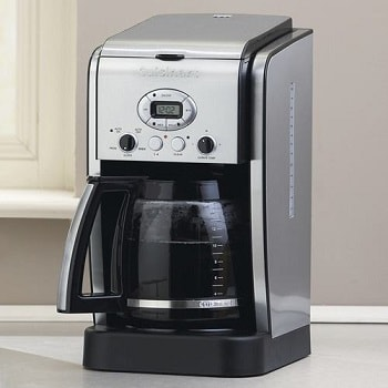 Cuisinart Coffee Maker Troubleshoot