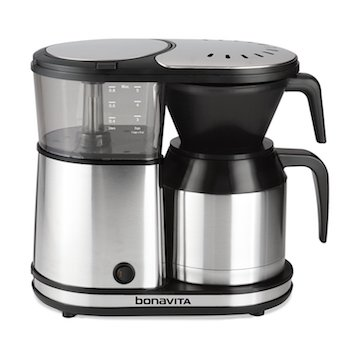 Bonavita BV1500TS 5-Cup Carafe Coffee Brewer