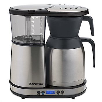 Bonavita BV1900TD Automatic Programmable Coffee Brewer