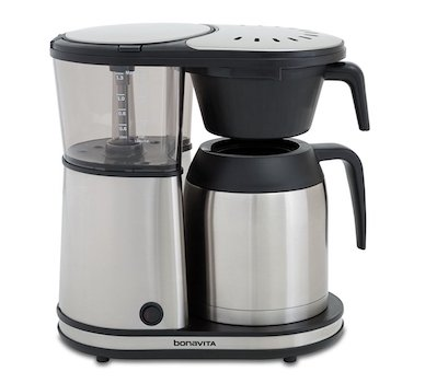 Bonavita BV1901TS 8-Cup Carafe Coffee Brewer