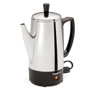 Coffee Percolators Presto 02822 6-Cup