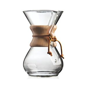 Chemex Classic Series, Pour Over Coffee Maker