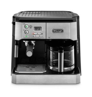 DeLonghi BCO430 Combination Pump Espresso and Drip Coffee Maker