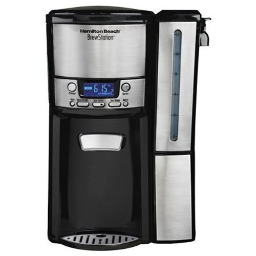 12-Cup Dispensing Coffee Maker