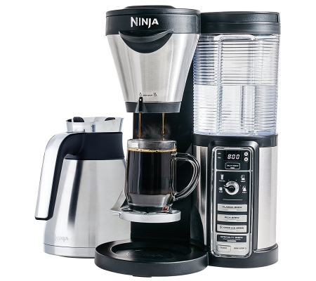 Ninja Coffee Bar Brewer System with Stainless Thermal Carafe