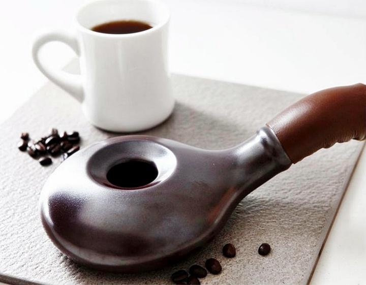Nuvo Eco Ceramic Handy Home Coffee Roaster