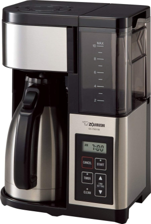 Zojirushi EC-YSC100 Thermal Carafe Coffee Maker