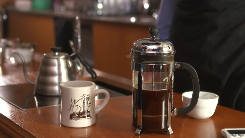 benefits of french press