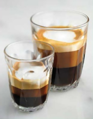 what is Long and Short Macchiato?