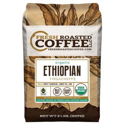 Ethiopian Yirgacheffe Coffee Fresh Roasted Coffee LLC