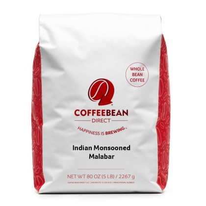 Coffee Bean Direct Indian Monsooned Malabar Coffee Beans