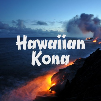 Hawaiian Kona Coffee Extra Fancy, Volcanica Coffee