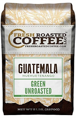 Best Green Coffee Beans for roasting