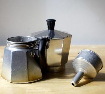 making mokapot espresso recipe