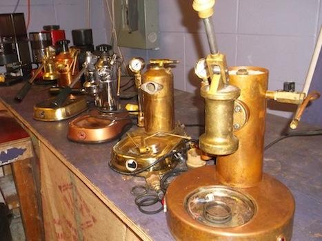 Features Of Elektra Espresso Machine