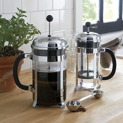 Use a French Press Machine