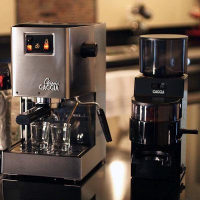 gaggia classic espresso