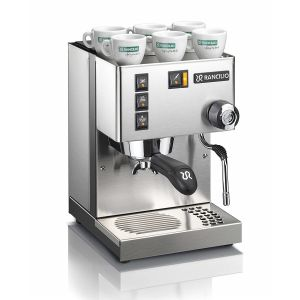 espresso machine and steamer