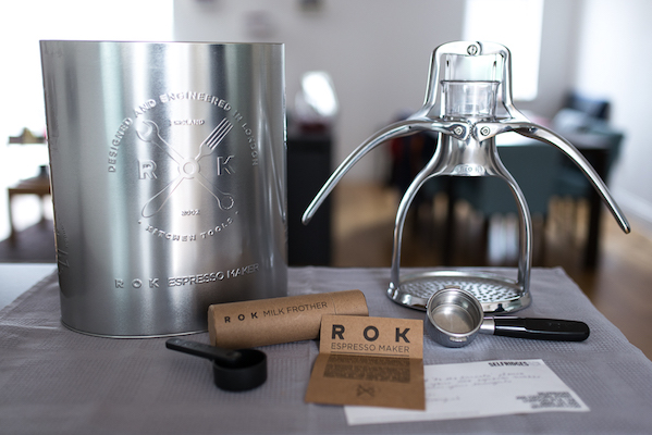 Rok Espresso Maker Review