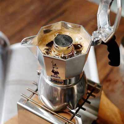 Use A Moka Pot