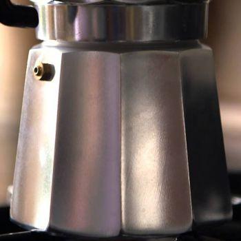 water boiler chanber of moka pot components