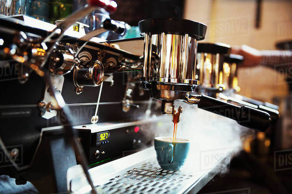 Manual Or Lever Espresso Machine
