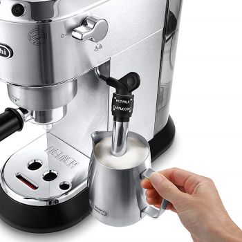 gaggia esprsso machine frothing wand