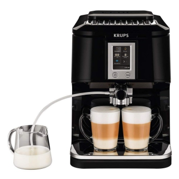 Best Super Automatic Espresso Machine Under 1000: KRUPS EA8808 2-IN-1